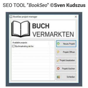 BookSeo tool Sven kudszus buchvermarkten.de