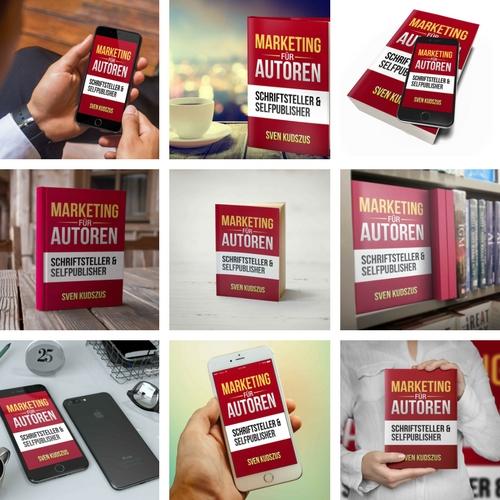 3D Buchcover Von Buchvermarkten